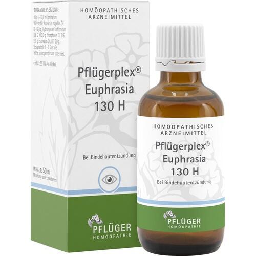 PFLÜGERPLEX Euphrasia 130 H Tropfen