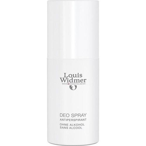 WIDMER Deo Spray leicht parfümiert