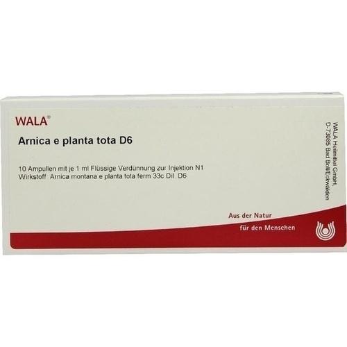 ARNICA E Planta tota D 6 Ampullen
