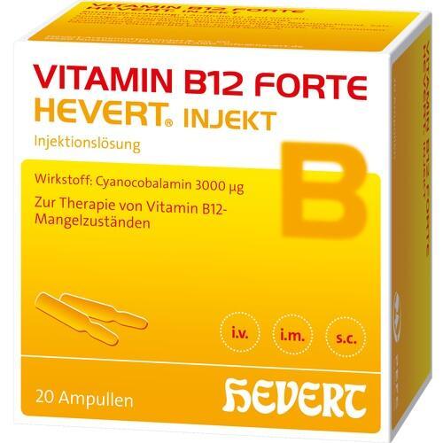 VITAMIN B12 FORTE HEV INJ