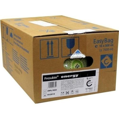 FRESUBIN ENERGY Easy Bag 15X500 ml