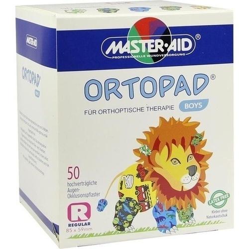 ORTOPAD for boys regular Augenokklusionspflaster