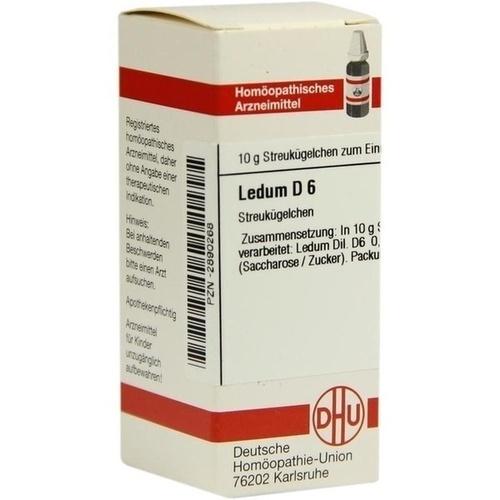 LEDUM D 6 Globuli