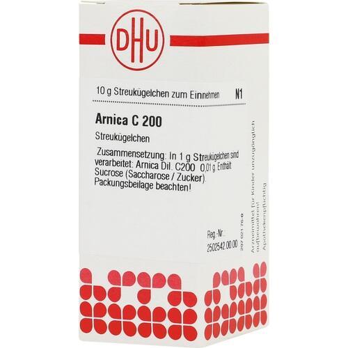 ARNICA C 200 Globuli