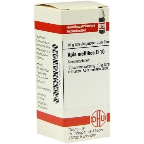 APIS MELLIFICA D 10 Globuli