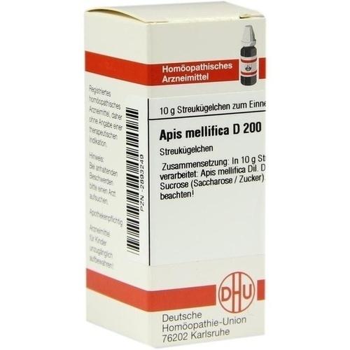 APIS MELLIFICA D 200 Globuli