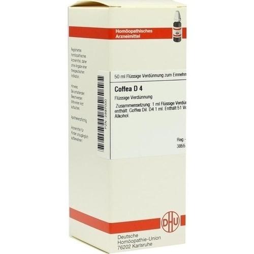 COFFEA D 4 Dilution