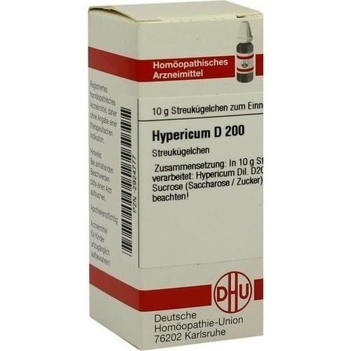 HYPERICUM D 200 Globuli