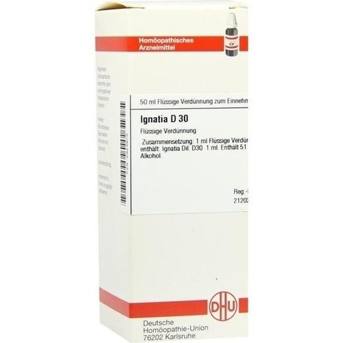 IGNATIA D 30 Dilution