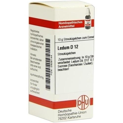 LEDUM D 12 Globuli
