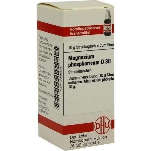 MAGNESIUM PHOSPHORICUM D 30 Globuli