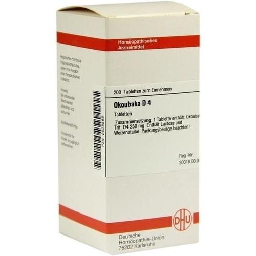 OKOUBAKA D 4 Tabletten