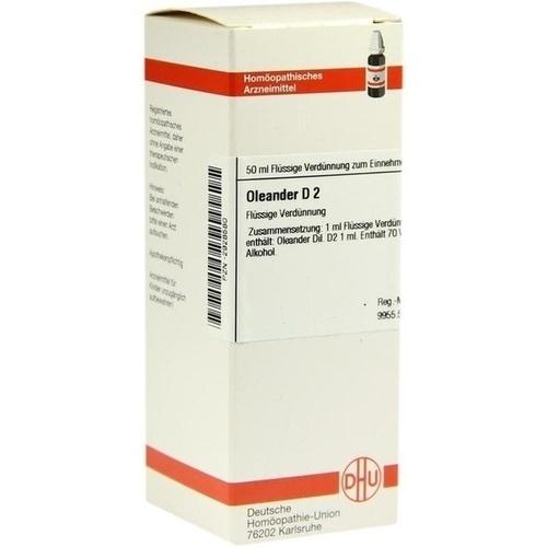 OLEANDER D 2 Dilution