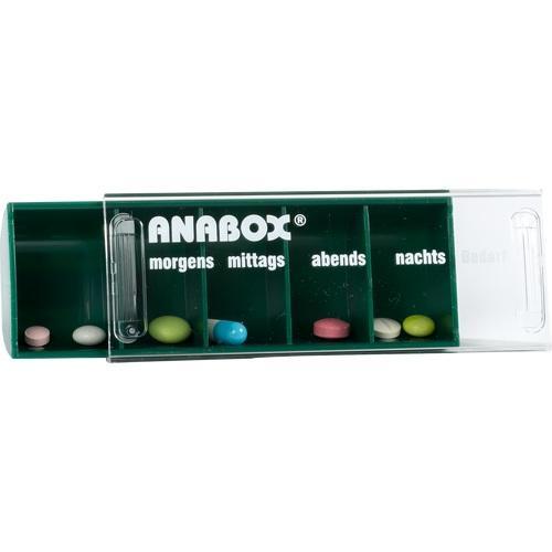 ANABOX Tagesbox grün