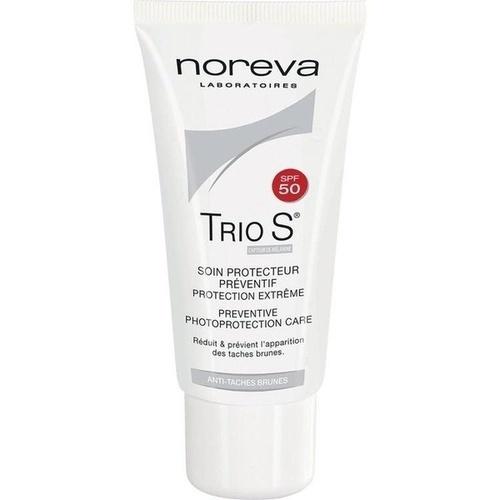 NOREVA TRIO S depigment.Sonnenschutz LSF 50 Emulsion