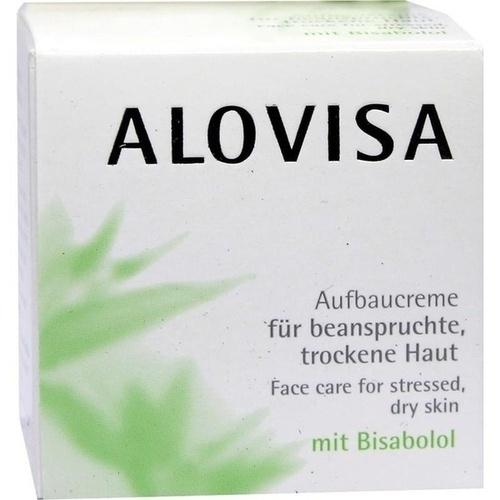 ALOVISA Aufbaucreme f.beanspr./trockene Haut