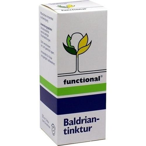 FUNCTIONAL Baldrian Tinktur 50 ml