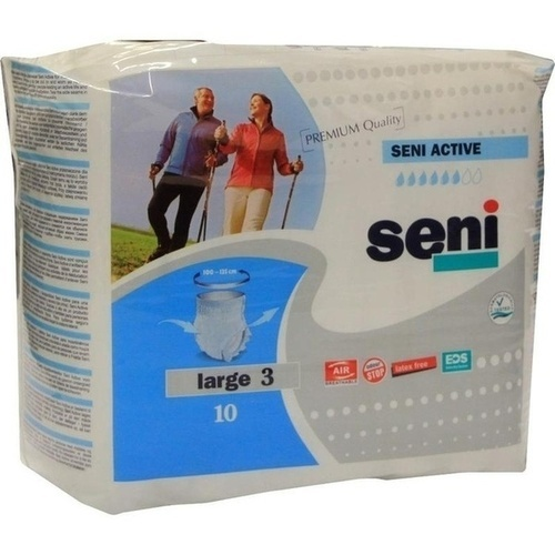 TZMO SENI Active Pants Größe L (10 Stück)