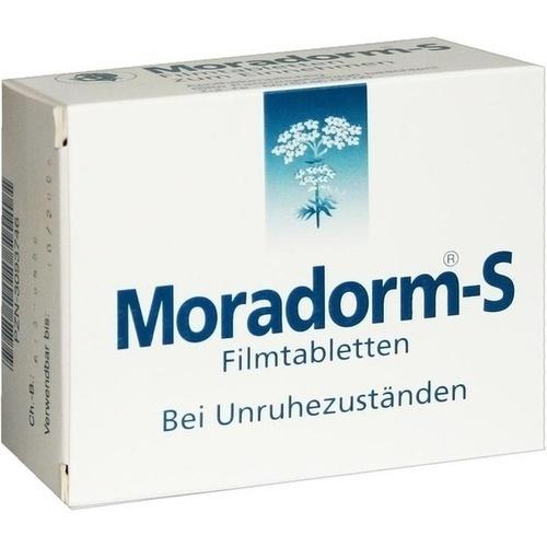 MORADORM S Filmtabletten