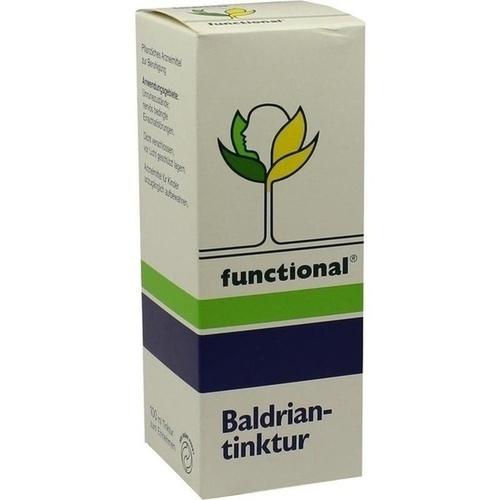 FUNCTIONAL Baldrian Tinktur 100 ml