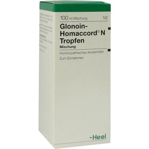 GLONOIN Homaccord N Tropfen