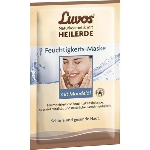 LUVOS Crememaske Feuchtigkeit gebrauchsfert.