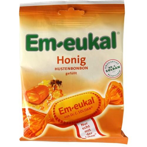 EM EUKAL Bonbons Honig gefüllt zuckerhaltig