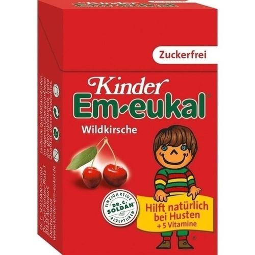 EM EUKAL Kinder Bonbons zuckerfrei Pocketbox
