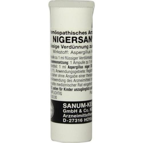 NIGERSAN D 5 Ampullen
