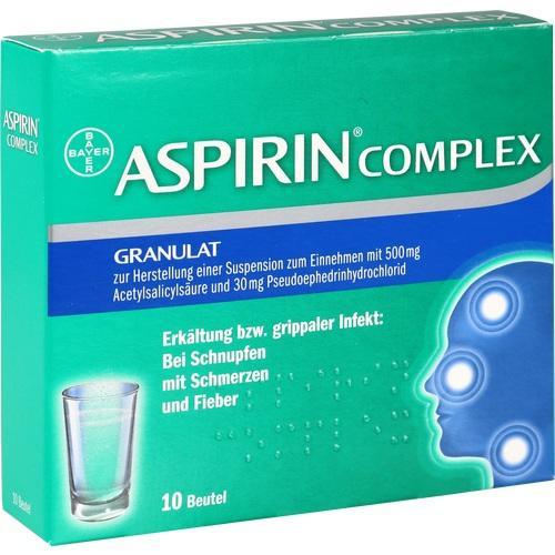 ASPIRIN COMPLEX BEUTEL