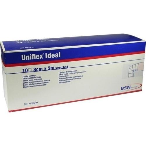 UNIFLEX ideal Binden 8 cmx5 m weiß lose