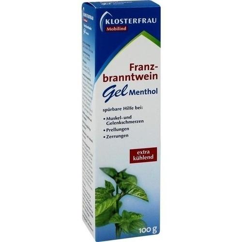 KLOSTERFRAU Franzbranntwein Gel