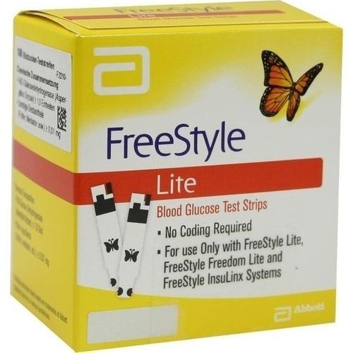 FreeStyle Teststreifen Für jeden Anwender den