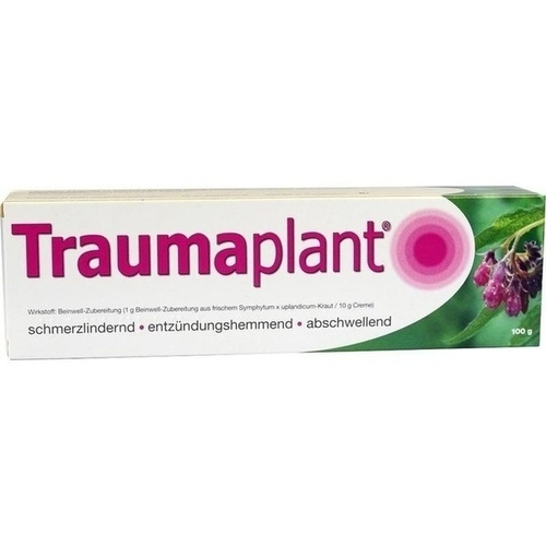 traumaplant creme 100 g traumaplant phytotherapie homoempatia versandapotheke. Black Bedroom Furniture Sets. Home Design Ideas