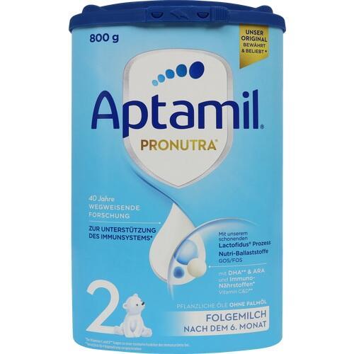APTAMIL 2 EP Pulver 800 g - Versandkostenfrei ab 20€