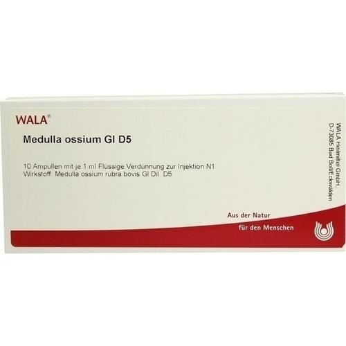 WALA MEDULLA OSSIUM GL D 5 Ampullen
