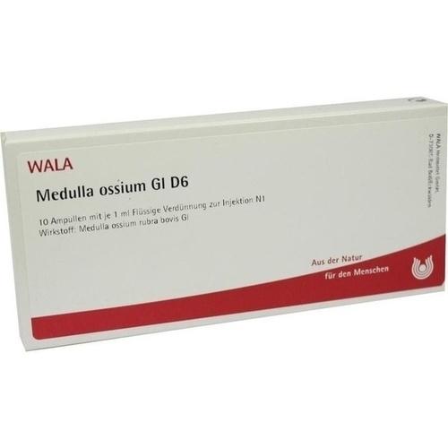 WALA MEDULLA OSSIUM GL D 6 Ampullen