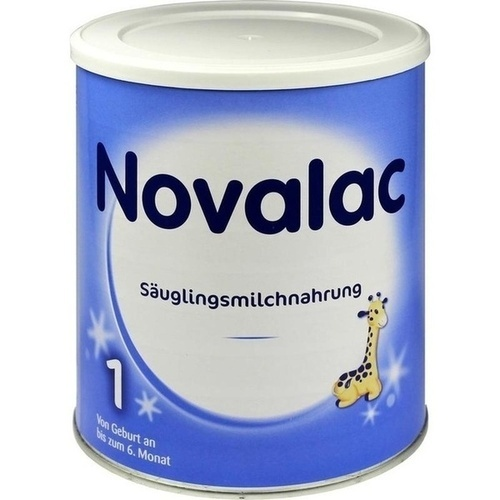NOVALAC 1 Säuglings-Milchnahrung Pulver