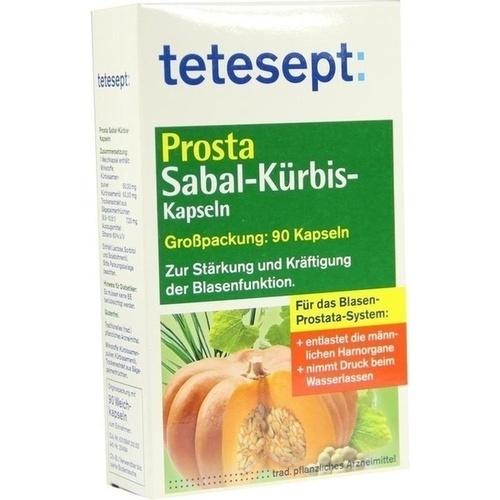 TETESEPT Prosta Sabal-Kürbis-Kapseln