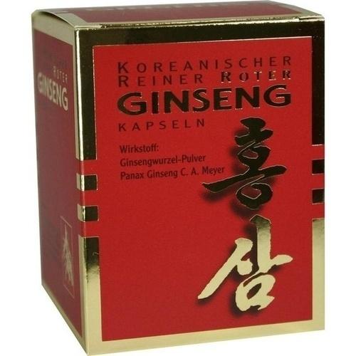 ROTER GINSENG 300 mg Kapseln