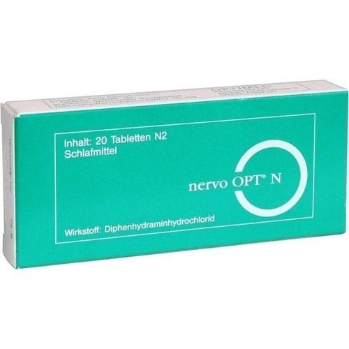 NERVO OPT N Tabletten