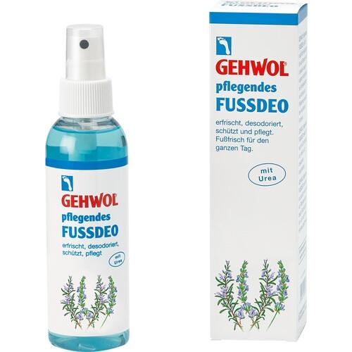 GEHWOL pflegendes Fußdeo Pumpspray