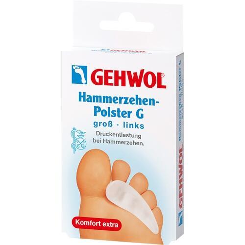 GEHWOL Polymer Gel Hammerzehenpolster G links