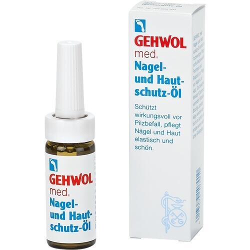 GEHWOL MED Nagel- und Hautschutzöl