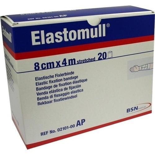 ELASTOMULL 4mx8cm 2101 elast.Fixierb.