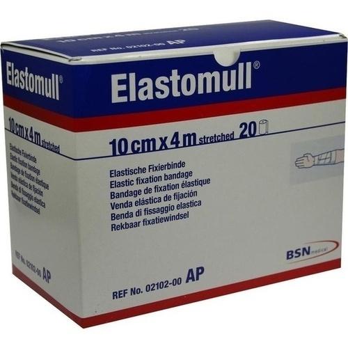 ELASTOMULL 4mx10cm 2102 elast.Fixierb.