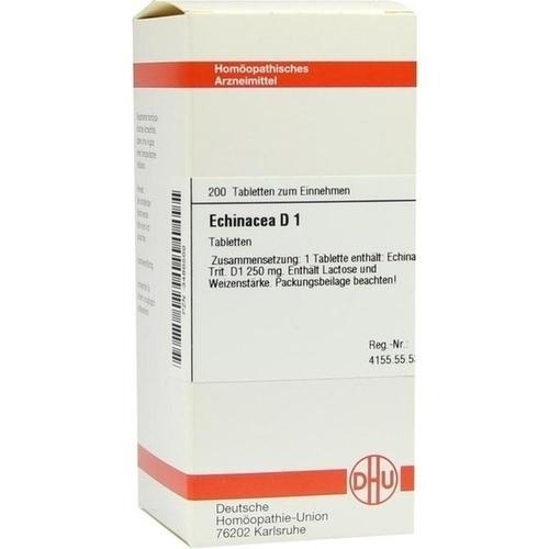 ECHINACEA HAB D 1 Tabletten