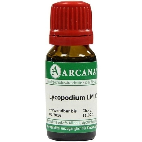 LYCOPODIUM LM 24 Dilution