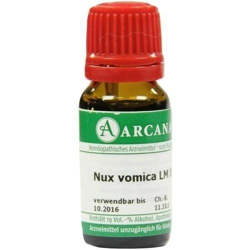 NUX VOMICA LM 24 Dilution