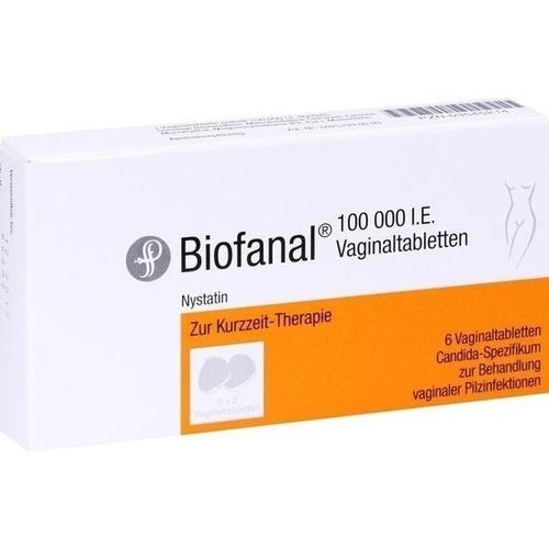 BIOFANAL tablete vaginale